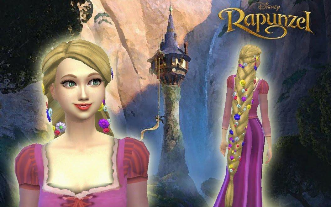 Rapunzel Braid My Stuff