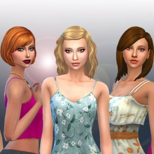 Medium Hair Pack 7