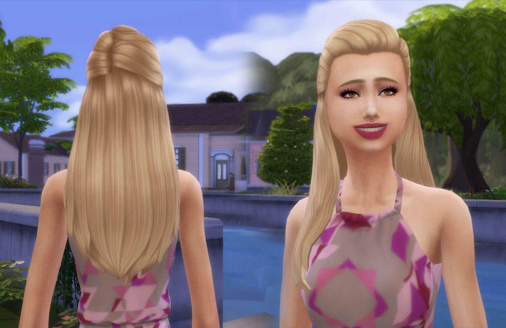Angela Hairstyle