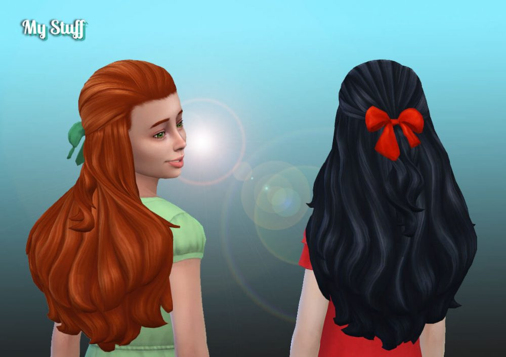 Deolinda Hairstyle for Girls