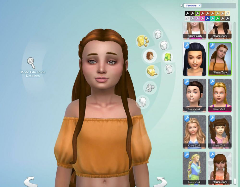 Tauriel Hairstyle for Girls